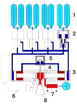 Электрическая схема блока управления центральным замком ваз